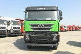 上汽红岩 杰狮C500重卡 350马力 8X4 7.6米自卸车(CQ3316HTVG396L)