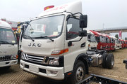 江淮 骏铃V6 重载版 156马力 4.18米单排仓栅式轻卡(HFC2043CCYP91K1C2V-S)