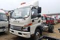 江淮 骏铃V6 重载版 156马力 4.18米单排仓栅式轻卡