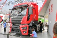 江铃重汽 威龙重卡 420马力 6X4牵引车(SXQ4250J4A3D5A)