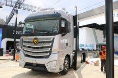 福田 欧曼EST-A 6系重卡 490马力 6X2 AMT自动挡牵引车(BJ4259SNFKB-AG)