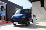 南京依维柯 DAILY C45-33 145马力 4X2单排栏板轻卡(NJ1045EFC)