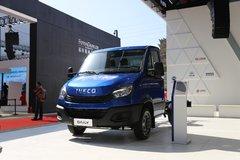南京依维柯 DAILY C45-33 145马力 4X2单排栏板轻卡(NJ1045EFC) 卡车图片