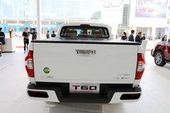上汽大通 T60 2017款 旗舰型 2.0T汽油 224马力 四驱高底盘 大双排皮卡(6AT)