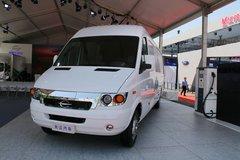 长江V08S 7.5T 纯电动厢式物流车