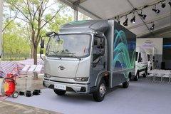 长江M04 4.5T 货箱式纯电动物流车