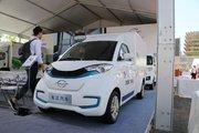 长江SM01 1.5T 货箱式纯电动物流车