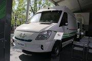 长江SP06 4.5T 客厢式纯电动物流车