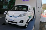 长江SP04 2.5T 客厢式纯电动物流车