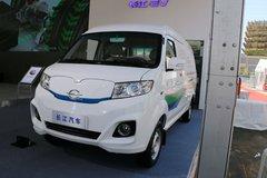 长江SP04 2.5T 4.5米厢式纯电动物流车49kWh