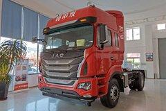 江淮 格尔发K5W重卡 350马力 4X2牵引车(HFC4181P1K5A35S3V) 卡车图片