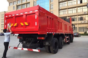 三环十通 昊龙重卡 280马力 8X2 7.6米自卸车(STQ3313L14Y3A5)图片