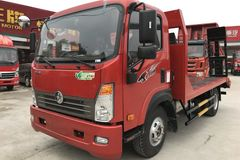 重汽王牌 7系 129马力 4X2 平板运输车(8档)(CDW5040TPBHA1R5)