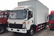 中国重汽HOWO 统帅156马力 4.15米单排厢式轻卡(ZZ5047XXYG3315E145)