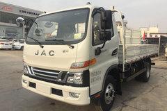江淮 骏铃V6 120马力 4.18米单排栏板载货车(HFC1043P91K1C2V) 卡车图片