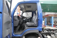 江淮 骏铃V6 130马力 4.15米单排厢式轻卡(HFC5043XXYP91K5C2V-1)