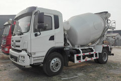 大运 风度 140马力 4X2 3.4方混凝土搅拌车(DYQ5162GJBD5AB)