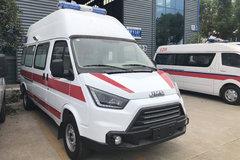 湖北程力 116马力 4X2 江铃特顺底盘救护车(CLW5043XJHJ5)