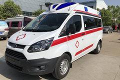 湖北程力 121马力 4X2 江铃新全顺底盘救护车(CLW5032XJHJ5)