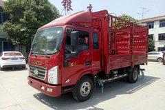 唐骏欧铃 K3系列 117马力 3.88米排半仓栅式轻卡(ZB5040CCYJPD6V) 卡车图片