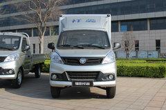 福田 祥菱V1 1.3L 87马力 汽油 2.1米双排厢式微卡(BJ5036XXY-D4)