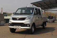 福田 祥菱V1 1.5L 112马力 汽油/CNG 2.53米双排栏板微卡(BJ1036V3AL6-T6)