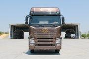 青岛解放 JH6重卡 领航版 550马力 6X4牵引车(CA4259P25K2T1E5A80)