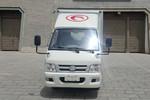 福田时代 驭菱VQ2 1.5L 114马力 汽油 3.3米单排厢式轻卡(BJ5032XXY-B4)图片