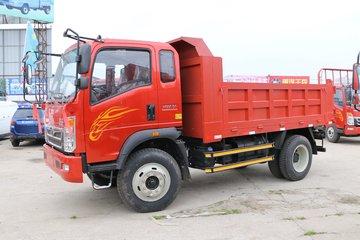 中国重汽 豪曼H3 工程型 130马力 4X2 4.2米自卸车(ZZ3048G17EB0)