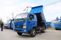 跃进 开拓X100 工程型 102马力 3.3米自卸车(SH3082VEDBNW) 卡车图片