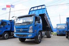 跃进 开拓X500 运输型 130马力 4X2 5.2米自卸车(SH3162VHDCWW4) 卡车图片