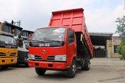 东风 力拓T5 95马力 4X2 3.5米自卸车(Φ90双顶)(EQ3041S3GDF)