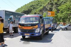 福田 奥铃CTX 141马力 4.23米单排栏板轻卡 卡车图片