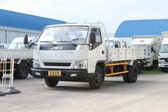 江铃凯锐 116马力 4.1米单排栏板轻卡(宽体豪华) 卡车图片