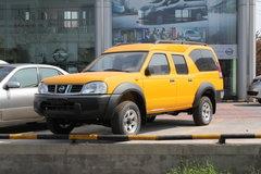 2011款郑州日产 NISSAN 高级型 2.4L汽油 四驱 双排厢式皮卡 卡车图片