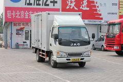 江淮 康铃 88马力 3.6米单排厢式轻卡 卡车图片
