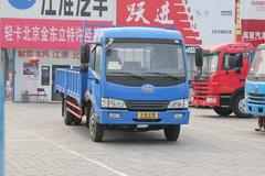 青岛解放 赛麒麟 160马力 4X2 6.2米栏板载货车(CA1128PK2L2EA80) 卡车图片