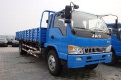 江淮 威铃II中卡 158马力 4X2 载货车(HFC1131K2R1GZT) 卡车图片