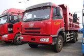 解放 奥威(J5P)重卡 320马力 6X4 4.8米自卸车(平头驾驶室)(CA3252P2K2T1B)