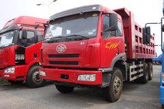 解放 奥威(J5P)重卡 280马力 6X4 6.5米自卸车(大柴)(CA3252P2K2L1T1E) 卡车图片