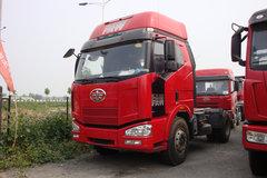 解放 J6P重卡 350马力 4X2 牵引车(CA4180P66K2E)