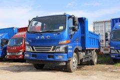 江淮 骏铃G5 116马力 4X2 3.5米自卸车(HFC3040P92K1C8V)