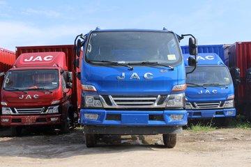 江淮 骏铃G系 V5工程型 116马力 4X2 3.6米自卸车(HFC3080P93K1C1V)