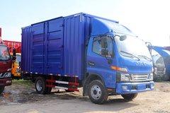 江淮 骏铃V6 141马力 4.15米单排厢式轻卡(HFC5043XXYP91K2C2V) 卡车图片