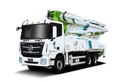 福田 雷萨L9 400马力 6X4 47米混凝土泵车(欧曼GTL底盘)