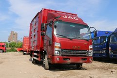 江淮 帅铃Q6 130马力 4.12米单排厢式轻卡(HFC5043XXYP71K1C2V) 卡车图片