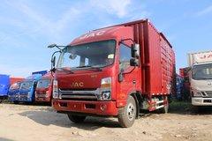 江淮 帅铃Q7 154马力 5.2米排半厢式轻卡(HFC5091XXYP71K1D1V) 卡车图片