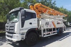 福田 雷萨A9 200马力 4X2 30米混凝土泵车(福田瑞沃底盘)