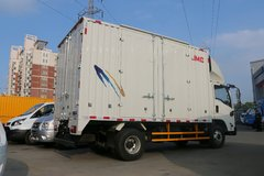 江铃 凯锐800 154马力 4.08米单排厢式载货车(JX5047XXYXGF2) 卡车图片