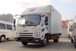 江铃 凯锐800 154马力 4.08米单排厢式载货车(JX5047XXYXGF2)